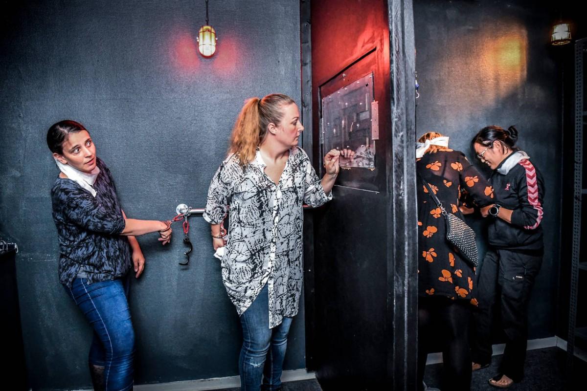 Kidnapped Escape Room Århus